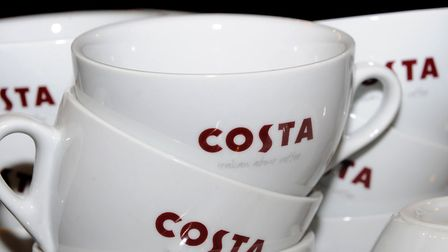 Costa is to be spun off into a separate company by its owner Whitbread. Picture: PA/PA Wire