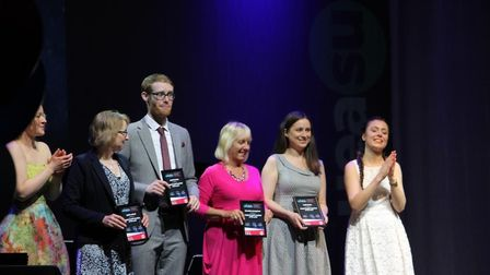 The University of East Anglia Transforming Education Awards. Picture: UEA