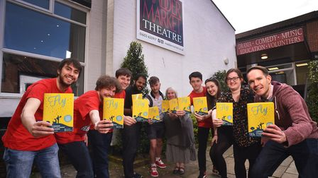 Launch of Fly Festival.Picture: ANTONY KELLY