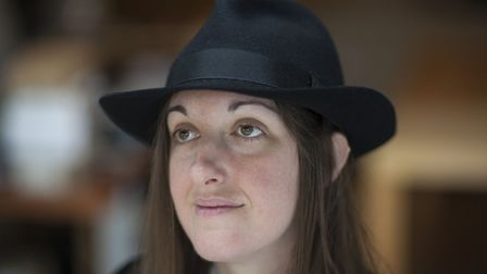 Frances Hardinge is taking part in University of East Anglias 2018 Festival of Literature for Young