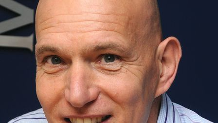 Mike White, lettings agent at Martin & Co, Norwich.; Photo: Simon Finlay www.edp24.co.uk