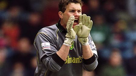 Andy Marshall made 219 appearances for Norwich, placing him joint 56th with Ruel Fox in the club's a
