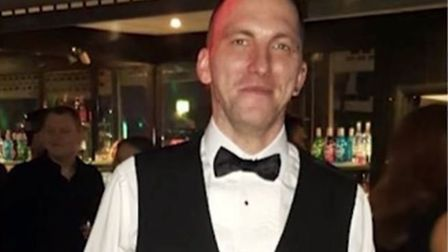 Michael Evans, who was the victim of a one-punch attack in Great Yarmouth in 2013. Photo: Headway No
