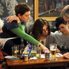 File photo of the pub quiz at the Beehive in Norwich. Photo: Bill Smith