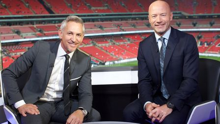 Gary Lineker and Alan Shearer will be heading the BBC's World Cup 2018 coverage (C) BBC / BBC Sport