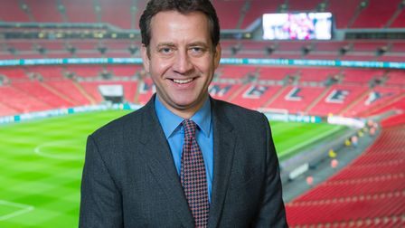 Mark Pougatch heads ITV's World Cup presenting team © ITV
