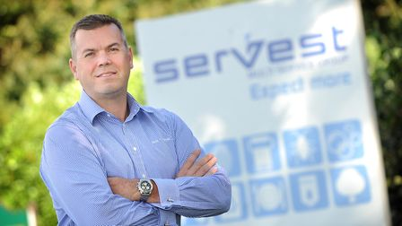 Servest's merger with Atalian Group has been confirmed. Pictured is UK and USA chairman Rob Legge. P