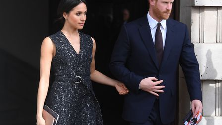 Prince Harry and Meghan Markle's wedding could provide a financial boost for Norfolk and Suffolk. Pi