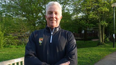 Michael Few is looking forward to a new challenge with the Norfolk men's amateur team. Picture: BAWB