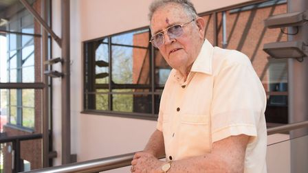 Derek Secker, one of the victims of the £17 million fraud by Alan and Russell Taylor. Picture: DENIS