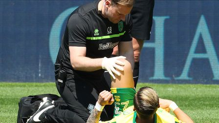 A knee ligament injury at Sheffield Wednesday on the final day of the season was a sad way for James