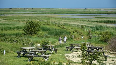 Cley Marshes. Picture: ANTONY KELLY