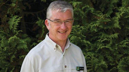 Martin Dupee, chair of Norfolk and Suffolk Tourist Attractions. Picture: Norfolk and Suffolk Tourist