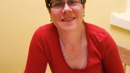 Maxine Copson, the first nurse in Norfolk to become a GP partner.For: Sarah Brealey