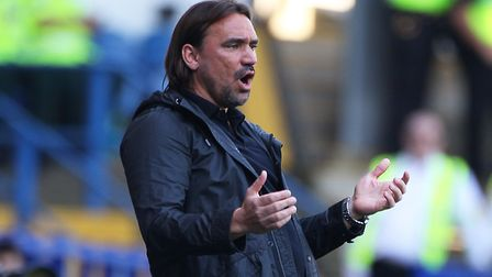 Daniel Farke's influence on Norwich City is there for all to see. Picture: Paul Chesterton/Focus Ima