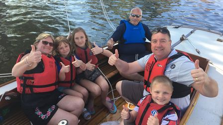 Push the Boat out events are taking place this month. Photo: RYA