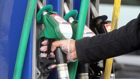 Petrol prices are as high as they have been since 2014. Photo: PA Wire