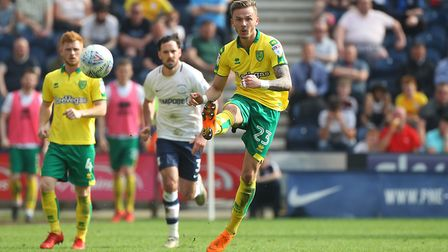 James Maddison has been linked with a host of Premier League clubs. Picture: Paul Chesterton/Focus I