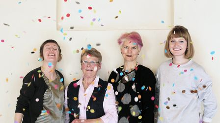 The WOW Norwich programme will include an inter-generational MOXIE Dance Party.Photo: Kelly Robb