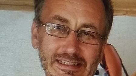 Police believe a body found in woodland in Pedham is that of missing man Allan Hunt. Picture: Norfol