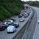 Motorists could face delays on Norfolk's roads due to roadworks. Picture shows the A11. Picture: Son