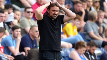 It's been frustrating at times - what will the future hold for Daniel Farke and his masterplan? Pict