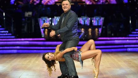 Today the nation celebrates Ed Balls Day! Picture Joe Giddens/PA Wire.