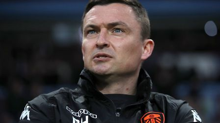 Leeds United manager Paul Heckingbottom - not the best appointment? Picture: PA