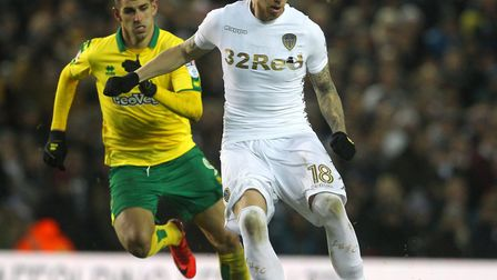 Leeds United's Pontus Jansson hasn't lived up to expectations. Picture: Paul Chesterton/Focus Images