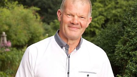 Norfolk farrier Mark, 52, is looking for the one on new BBC show Love In The Countryside. Picture BB