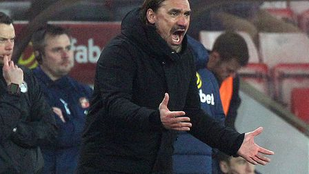 Daniel Farke has had plenty to contend with at Norwich City in his first season. Picture: Paul Chest