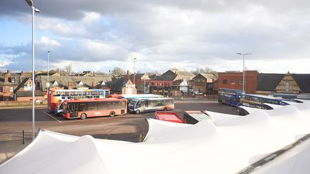 Go to town is taking over four routes in King's Lynn. Picture: Ian Burt
