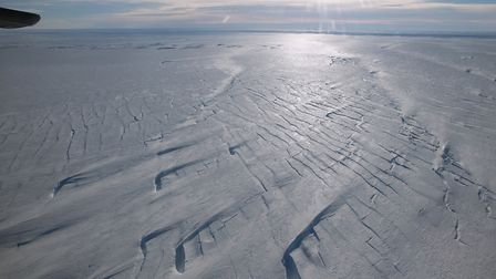 The University of East Anglia will be involved in a major project to assess how quickly a glacier is