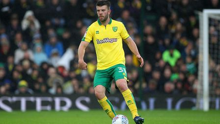 Grant Hanley had an impressive debut season at Norwich City - could he be the club's next skipper? P