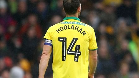 Wes Hoolahan signed off at Norwich City on Saturday - the end of a legend. Picture: Paul Chesterton/