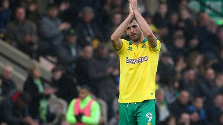 It remains to be seen whether Nelson Oliveira will get another chance to impress for Norwich City in