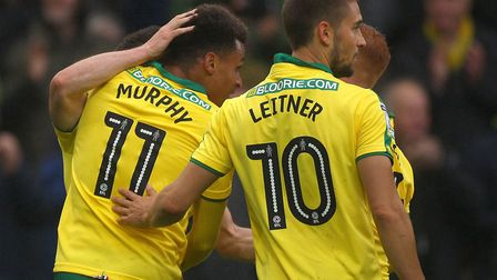 Josh Murphy is one of Norwich City's valuable assets, while Moritz Leitner could yet continue his st