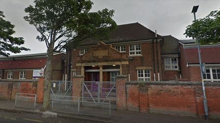 Great Yarmouth Primary Academy. Picture: Google