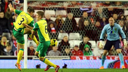 Steven Whittaker, Michael Turner and John Ruddy were all allowed to leave Norwich City last summer.