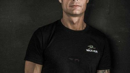 Head of Physical Performance at Walk To Run, Charles Allen. Picture: Supplied