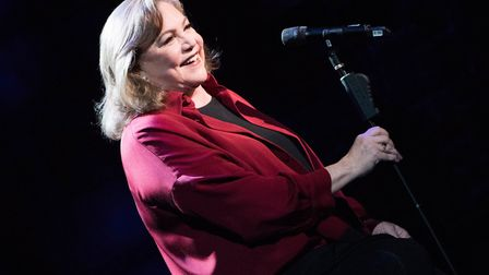Kathleen Turner who is bringing her show Finding My Voice to the region. Photo: Monica Simoes