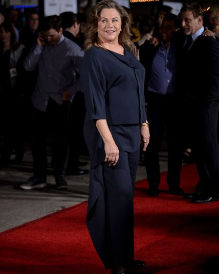Kathleen Turner at the LA Premiere of Dumb And Dumber To. Photo: Richard Shotwell/Invision/AP