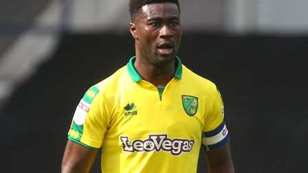 Alex Tettey has been offered a new deal to stay at Norwich City. Picture: Paul Chesterton/Focus Imag