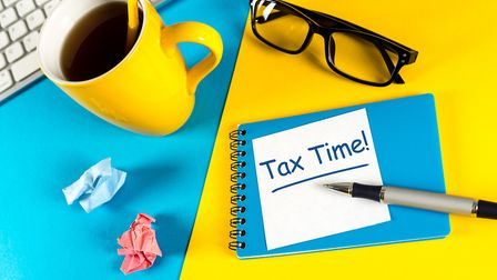 Using accountants specialising in business tax eases the stress. Picture: Getty Images/iStockphoto
