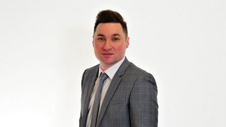 Andrew Scott, Corporate Tax manager at Ensors Chartered Accountants Ensors. Picture submitted/Ensor