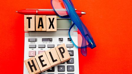 Getting the right help with your tax payments and tax relief makes sense. Picture: Getty Images/iSt