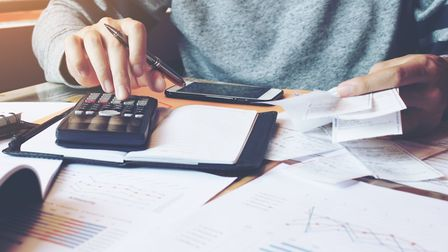 Working out your tax liabilities can be time consuming. Picture: Getty Images/iStockphot