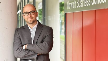Dr Peter Ormosi, senior lecturer in competition economics at the UEA's Norwich Business School, was
