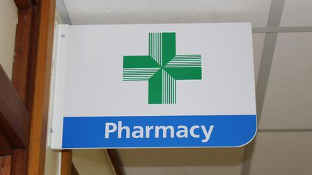 People are being urged to use their pharmacy over the Bank Holiday Weekend. Picture: QEH