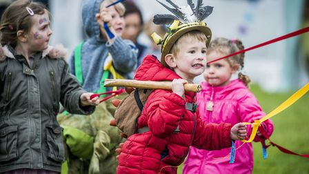 The Fairy Fair is returning to Stradsett Hall this May Bank Holiday weekend. Picture: Matthew Usher.
